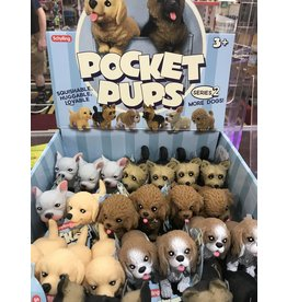 Schylling Toys Novelty Pocket Pup Series 2