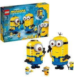 LEGO LEGO Minions: Brick-Built Minions and Their Lair (75551) Building Kit