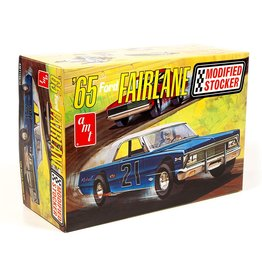 Round 2 LLC. AMT 1965 Ford Fairlane Modified Stocker 1/25th Scale Model Kit