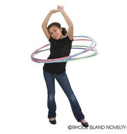 "Rhode Island Novelty Twist Hoops 33"" Assorted colors"