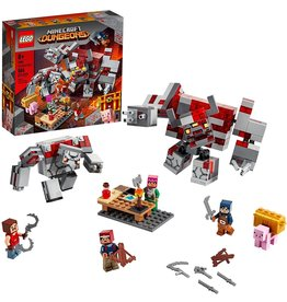 LEGO The Redstone Battle