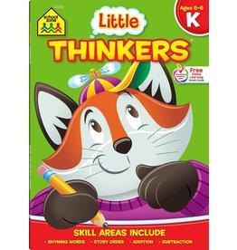School Zone School Zone Little Thinkers-k