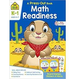 School Zone School Zone math rediness k-1