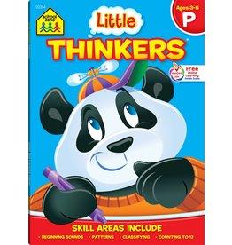 School Zone Schoo Zone-Little Thinkers Ages 3-5
