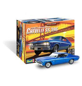 Revell Hobby Revell - Chevelle SS 396 1969 Chevy