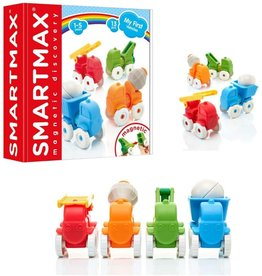 SmartMax My First Vehicles Magnetic Discovery STEM Play Set -Vehicles