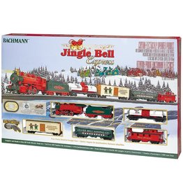 Bachmann Hobby HO Scale Jingle Bell Express Train Set