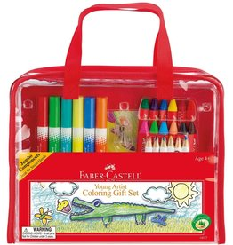 Faber-Castell Craft Kit Young Artist Coloring Gift Set