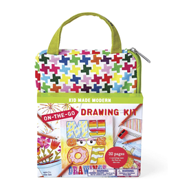 Kid Made Modern Craft Kit Kid Made Modern On-the-Go Drawing Kit