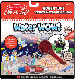 Melissa & Doug On-the-Go Water Wow - Adventure Deluxe