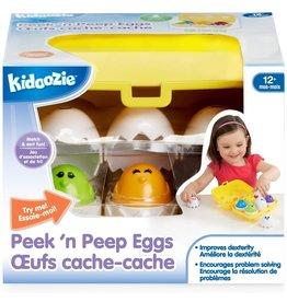 Kidoozie Kidoozie Peek 'n Peep Eggs
