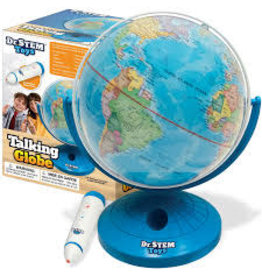 Thin Air Brands Scientific Dr. STEM Talking Globe