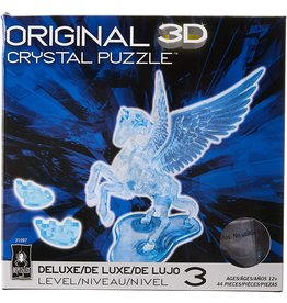 University Games 3D Crystal Deluxe Puzzle Pegasus
