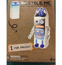 Craft Kit Recycle Me Recycles into Art Milk Carton