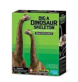Toysmith Science Kit Dig A Dinosaur Skeleton - Brachiosaurus