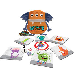 North Star Games Game - Monster Match Game
