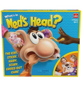 Goliath Game What's in Ned's Head