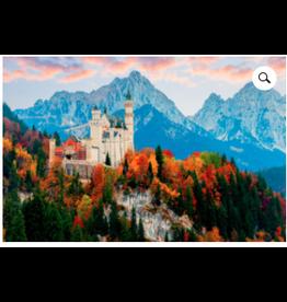 Twin Spring Goods Puzzle Neuschwanstein Castle 1000 Pieces