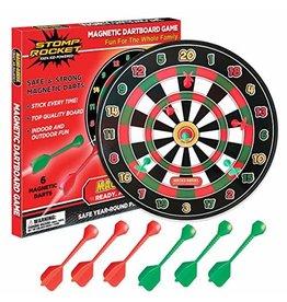 Stomp Rocket Magne-Darts Magnetic Dart Board