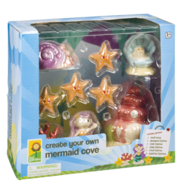 Toysmith Craft Kit Create Your Own Mermaid Cove