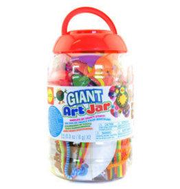 Alex Brands Craft Kit Giant Art Jar