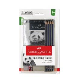 Faber-Castell Art Supplies Sketching Basics