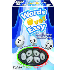 Winning Moves Game Words Over Easy