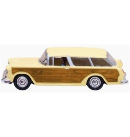 Walthers HO Scale Just Plug Station Wagon