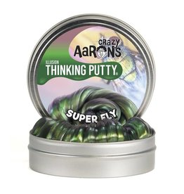 Crazy Aaron Putty Crazy Aaron's Thinking Putty - Illusion - Super Fly Mini Tin
