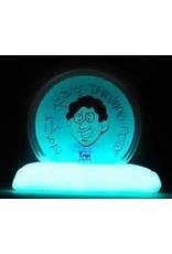 "Crazy Aaron Putty Crazy Aaron's Thinking Putty - Glow - Ion 2"" Mini Tin"