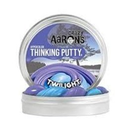 Crazy Aaron Putty Crazy Aaron's Thinking Putty - Hypercolor Twilight Mini Tin