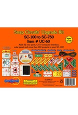 Elenco Snap Circuits Upgrade Kit UC-60