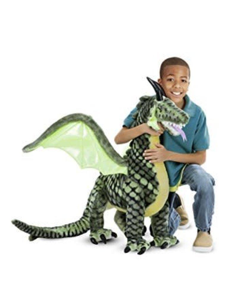 Melissa & Doug Plush Winged Dragon