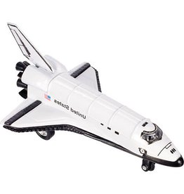 Toy Smith Toysmith -  Space Shuttle - Pullback