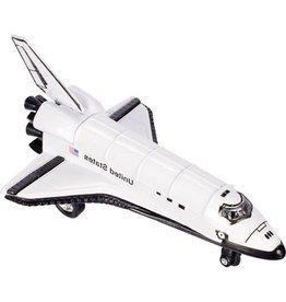 Toysmith Toysmith Die-cast Pullback Space Shuttle