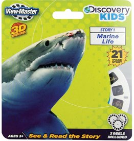 Discovery Kids Discovery Kids View Master Reels - Marine Life
