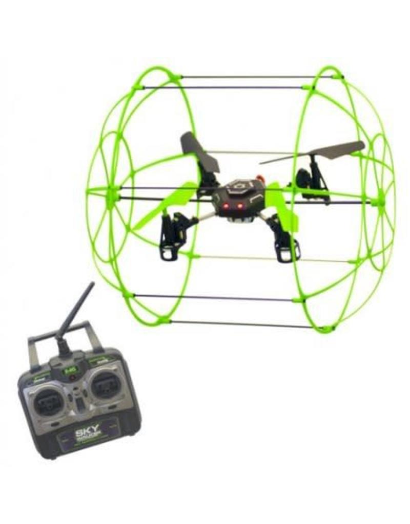 Mukikim Sky Runner - Quadcopter Aerocraft