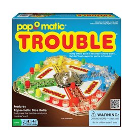 Winning Moves Game - Trouble