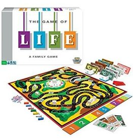 Winning Moves The Game of Life - Classic Edition