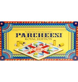 Winning Moves Game Parcheesi Royal Edition