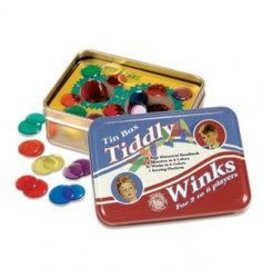 Channel Craft Game - Tin Tiddly Winks
