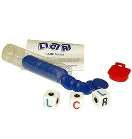 Koplow Games Left Center Right Dice Game