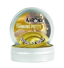 Crazy Aaron Putty Crazy Aaron's Thinking Putty - Precious - Good As Gold