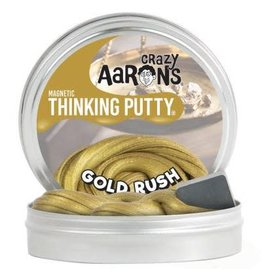 Crazy Aaron Putty Crazy Aaron's Thinking Putty - Magnetic - Gold Rush