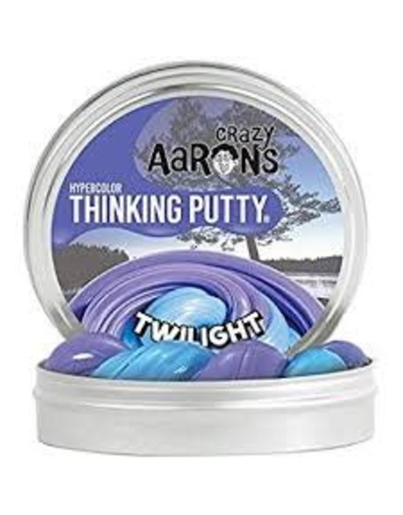 Crazy Aaron Putty Crazy Aaron's Thinking Putty - Hypercolor - Twilight