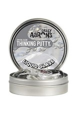 Crazy Aaron Putty Crazy Aaron's Thinking Putty - Crystal Clear - Liquid Glass
