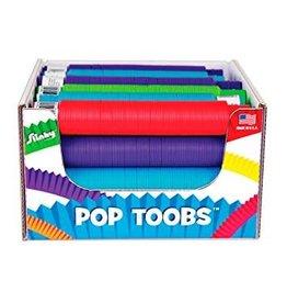 Alex Brands Novelty Slinky Pop Toobs