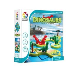 Smart Toys & Games Game Dinosaurs Mystic Island