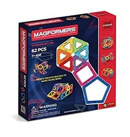 Magformers Magformers 62 pc. Set
