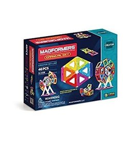 Magformers Magformers Creator Set Line 46pc. Carnival Set
